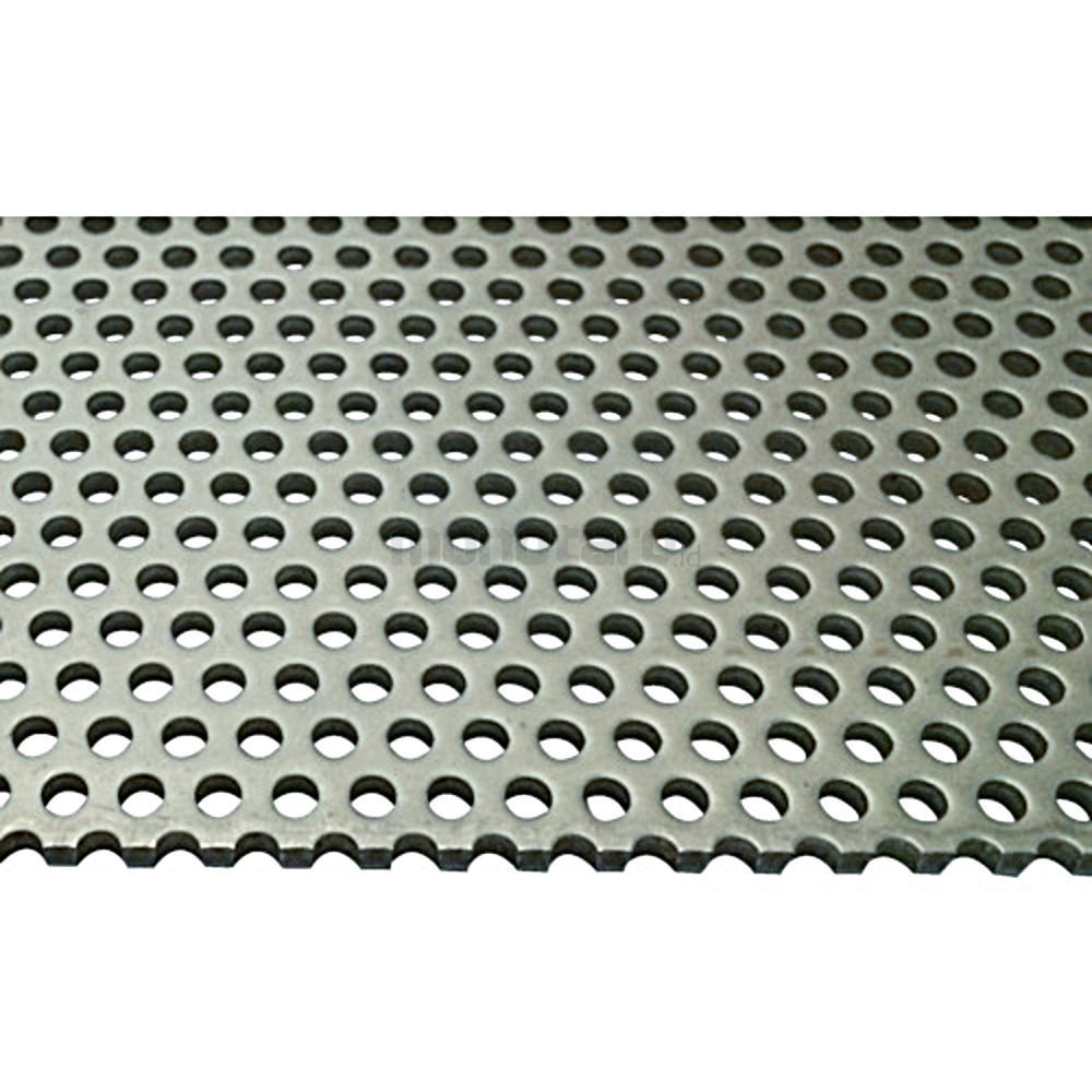Harga Jual Plat Perforated Stainless Tebal 0.8 mm